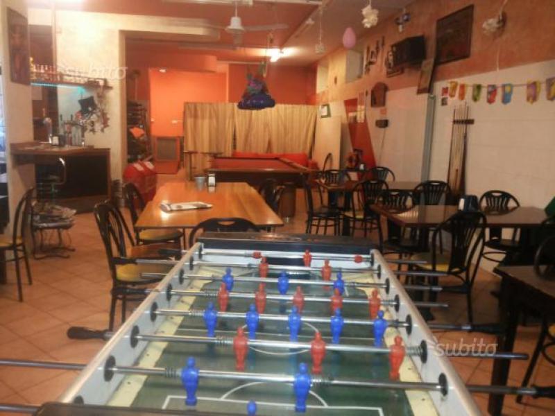 bar sala giochi
