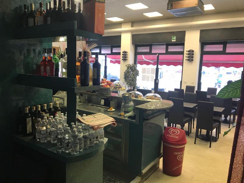 Bar Con Cibi Cotti Milano