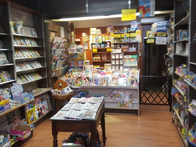 Edicola negozio Vercelli