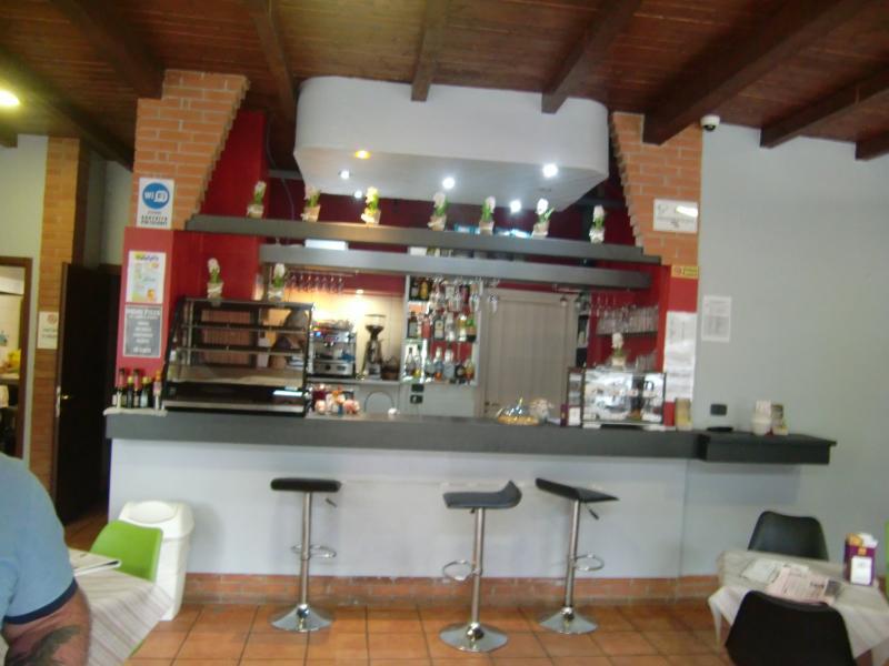 Bar Con Cibi Cotti