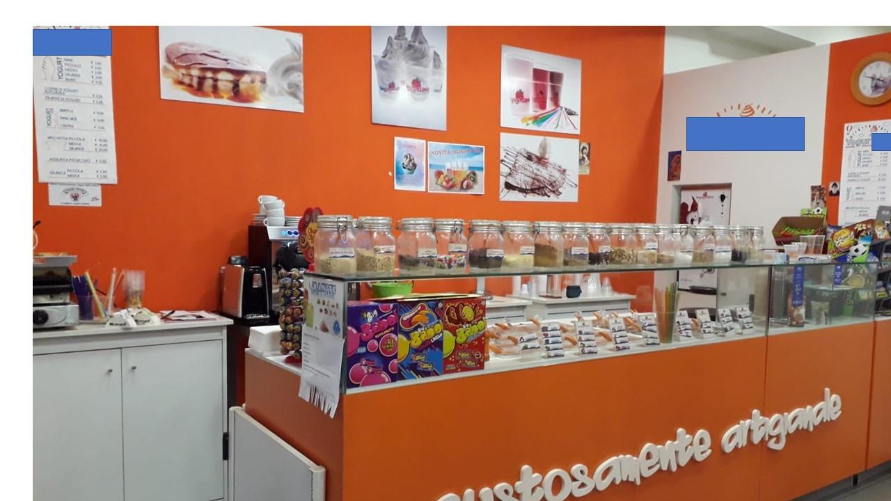 Yogurteria Bar  SEdriano (MI)