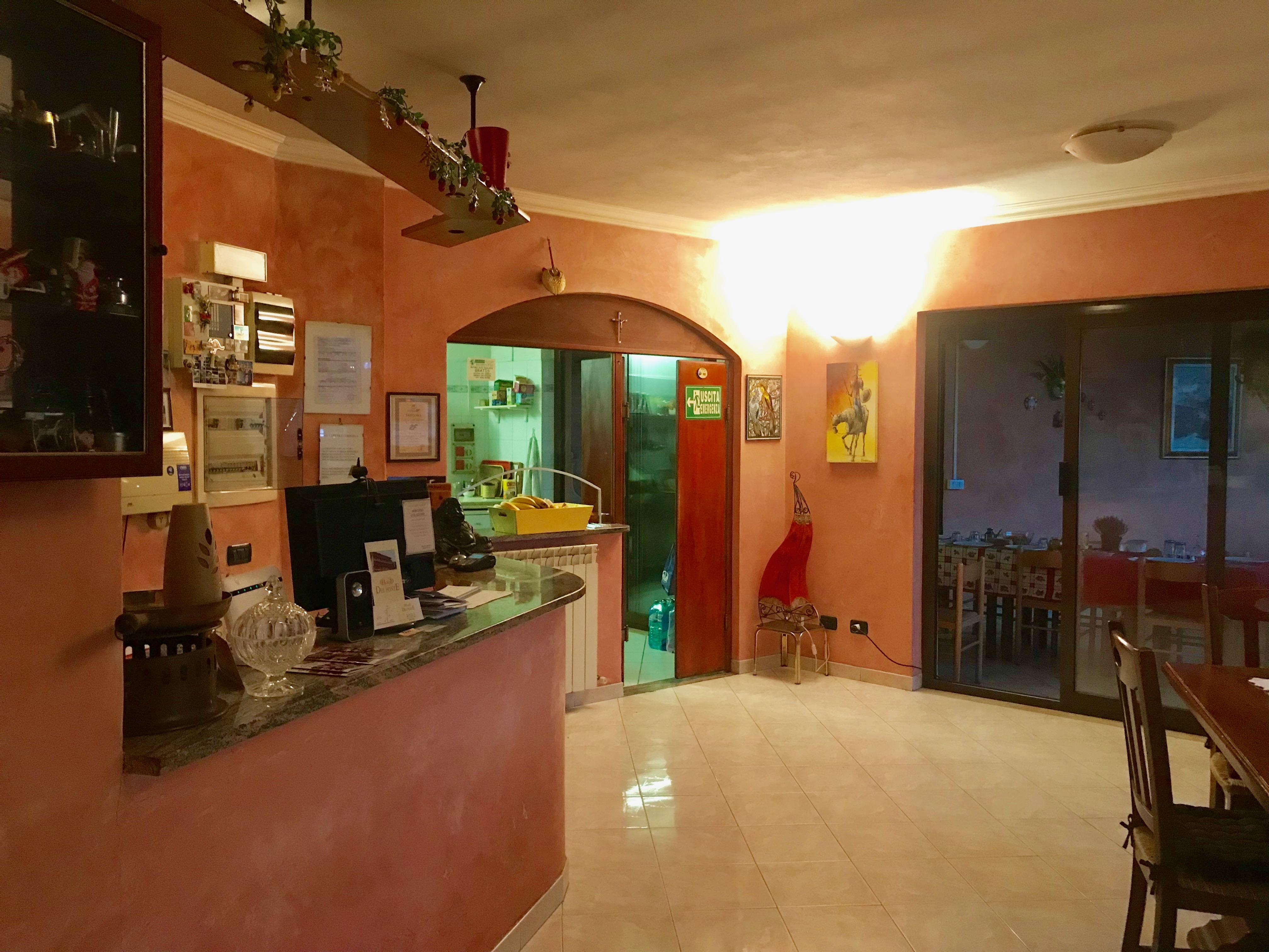 Hotel** Caporosso (IM)