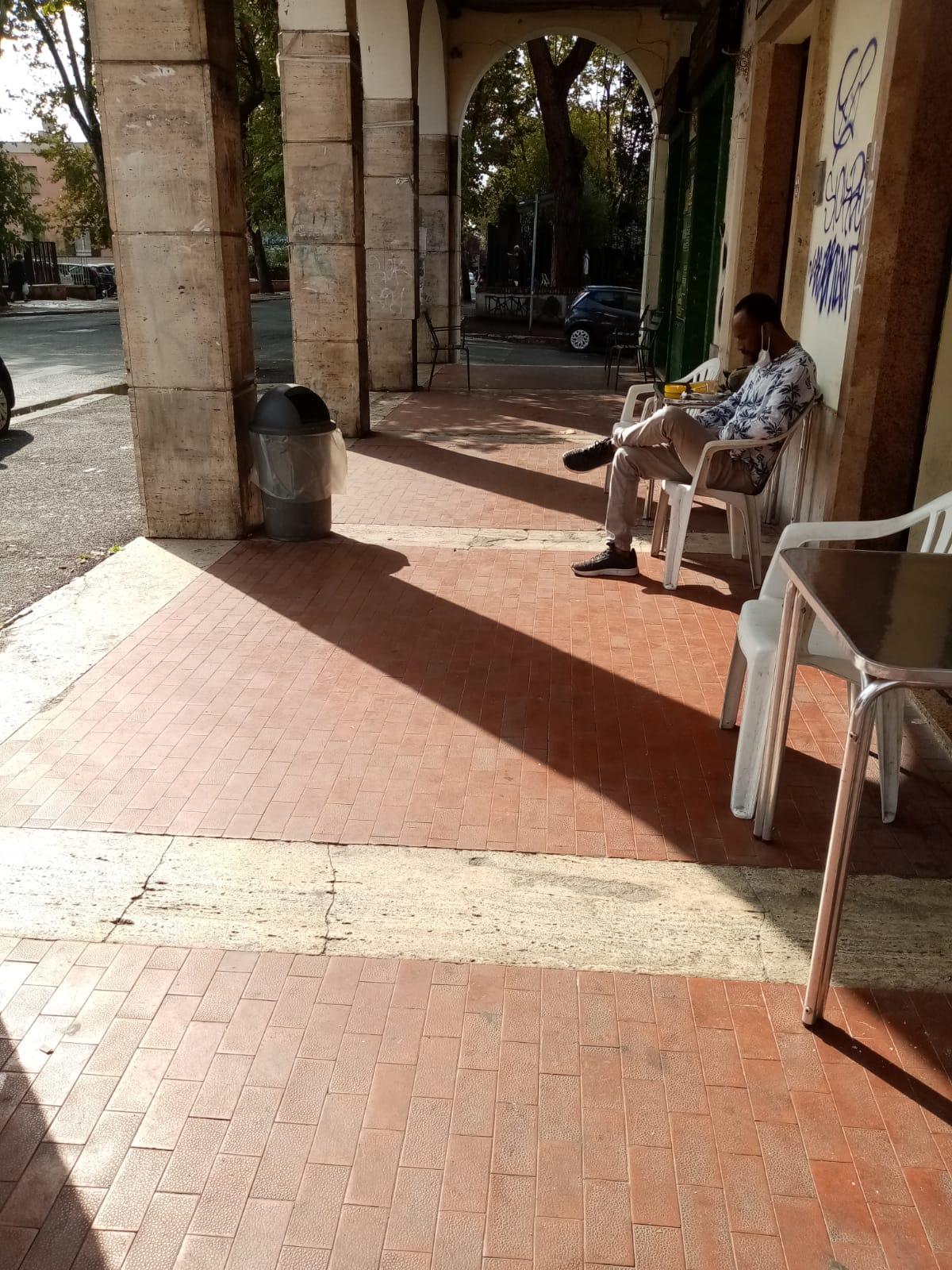 Bar bistrot Roma