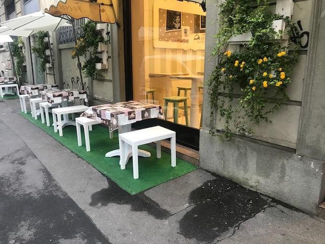 Panificio Bar Milano