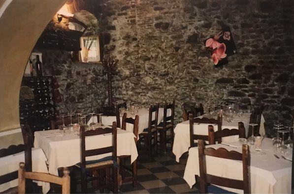 Walter ristorante Ghigò Montiano Grosseto