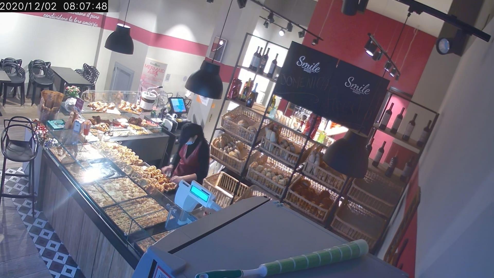 Bar pasticceria Pavia